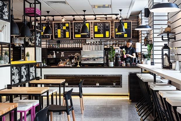 Кофейня № 1 Coffee Place на Алеутской  — Место на The Village