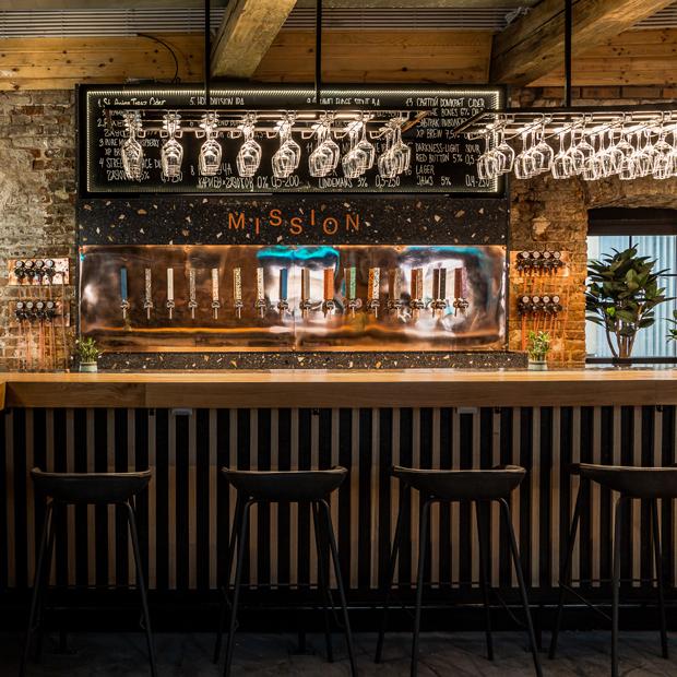 Не выходи с района: Веганский бар Mission на «Бауманской» — Место на The Village