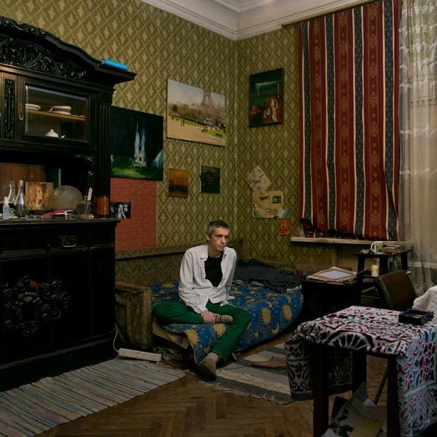 Жильцы петербургских коммуналок — Люди в городе на The Village