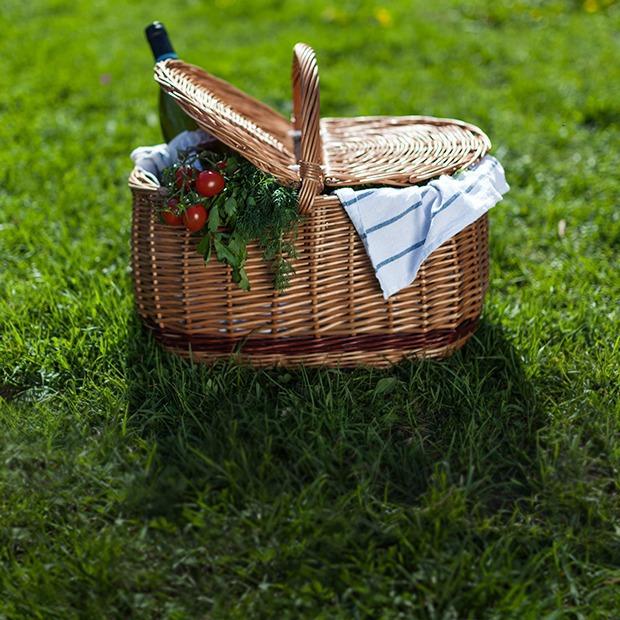 6 корзин для пикника в петербургских ресторанах — Еда на The Village