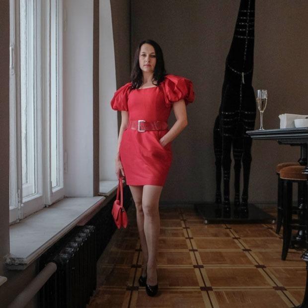 В чем москвичи ходят в театр — Люди в городе на The Village