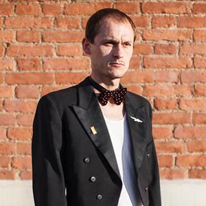 Внешний вид: Алексей Ешин, владелец магазина Off — Внешний вид на The Village