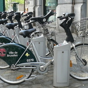 В московских парках откроют пункты проката велосипедов — Ситуация на The Village