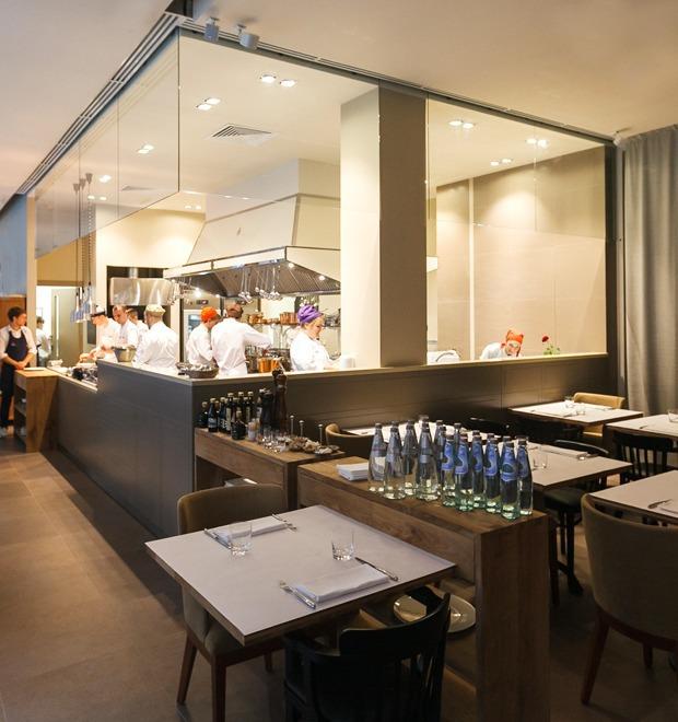 Новое место: Ресторан и кафе Probka на Добролюбова — Новое место на The Village