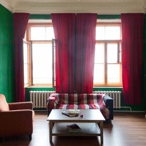 Новое место (Петербург): Hello Hostel на Английской набережной