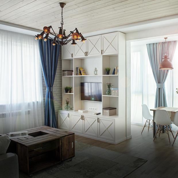 Белоснежная квартира в Сочи для зимнего и летнего отдыха  — Квартира недели на The Village