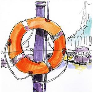 Яхт-клуб — Клуб рисовальщиков на The Village