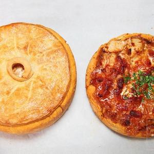 Рецепты шефов: Пирог из фермерской курицы — Рецепты шефов на The Village