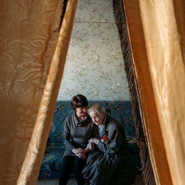 Петербурженки 1917 года рождения — Люди в городе на The Village