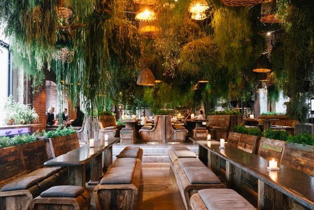 Лучшие новые рестораны, бары и кафе Москвы — Рестораны на The Village