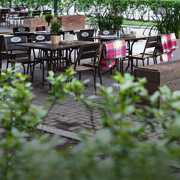 Кафе Luigi на Невском проспекте  — Новое место на The Village