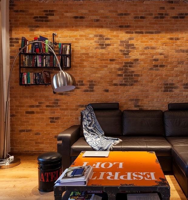 Студия в стиле «лофт» в сталинском доме — Квартира недели на The Village
