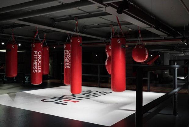 Crocus Fitness: Как устроен фитнес-клуб премиум-класса — Интерьер недели на The Village