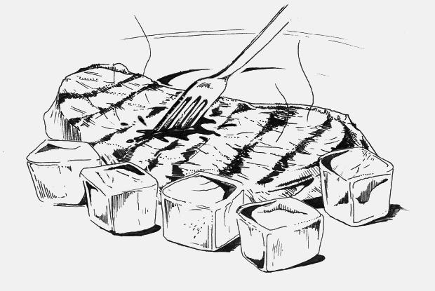 Стоит ли замораживать стейк перед жаркой? — Съесть вопрос на The Village