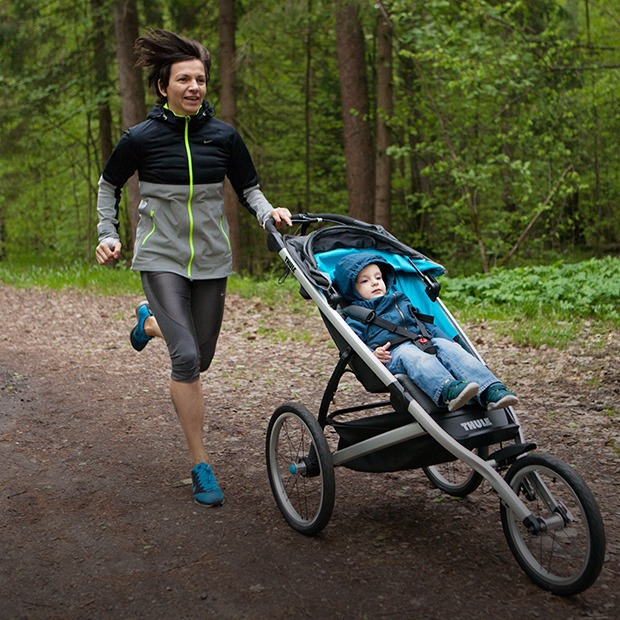 Беги, мама, беги: Тест-драйв детских колясок для бега — Эксперимент на The Village
