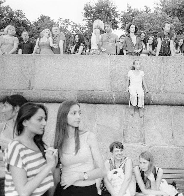 Камера наблюдения: Москва глазами Натальи Колесниковой — Галереи на The Village