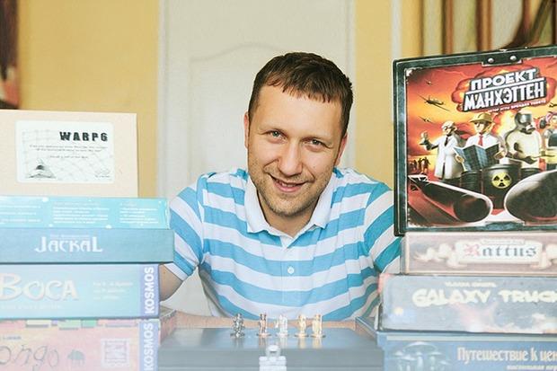 Рабочий стол: Дмитрий Кибкало, «Мосигра»