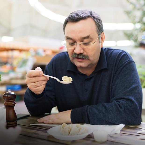 The Village ищет самые вкусные пельмени Москвы — Эксперимент на The Village