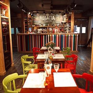 Новое место (Петербург): Ресторан Regatta — Новое место на The Village