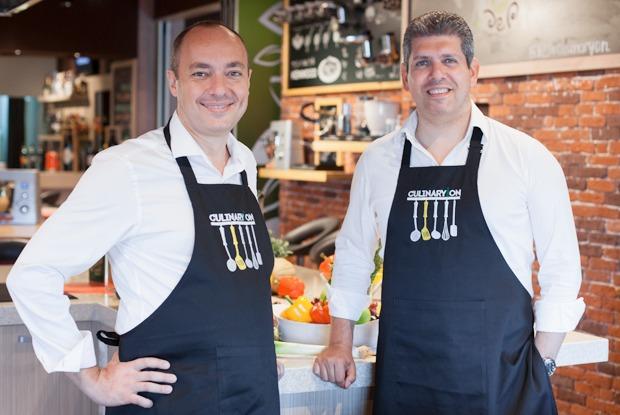 Как создать самую крупную кулинарную студию в Европе — Сделал сам на The Village