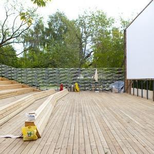 В московских парках будут показывать кино — Инфраструктура на The Village
