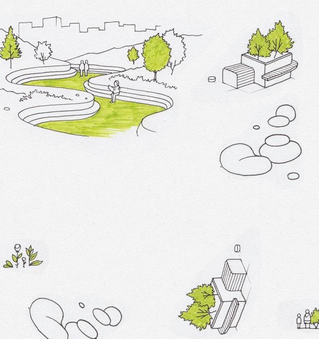 Идеи для города: Парк на месте свалки в Тяньцзине — Ситуация на The Village