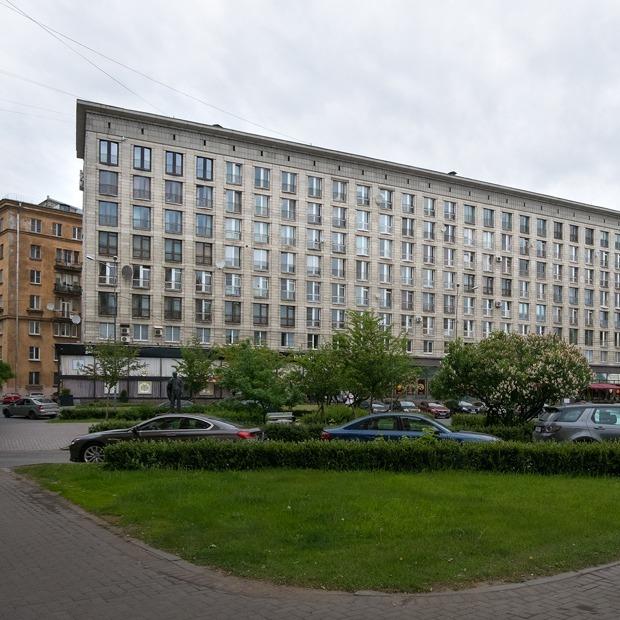 Я живу в «Дворянском гнезде» (Петербург) — Где ты живёшь на The Village