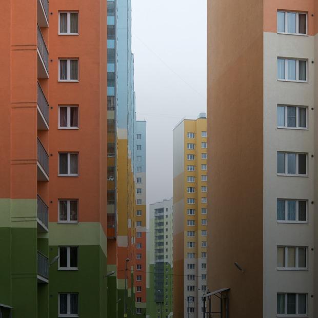 За КАД Петербурга: Как живётся новосёлам на улице Хармса — На месте на The Village