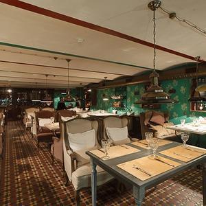 Новое место (Петербург): Ресторан «Склад 5»