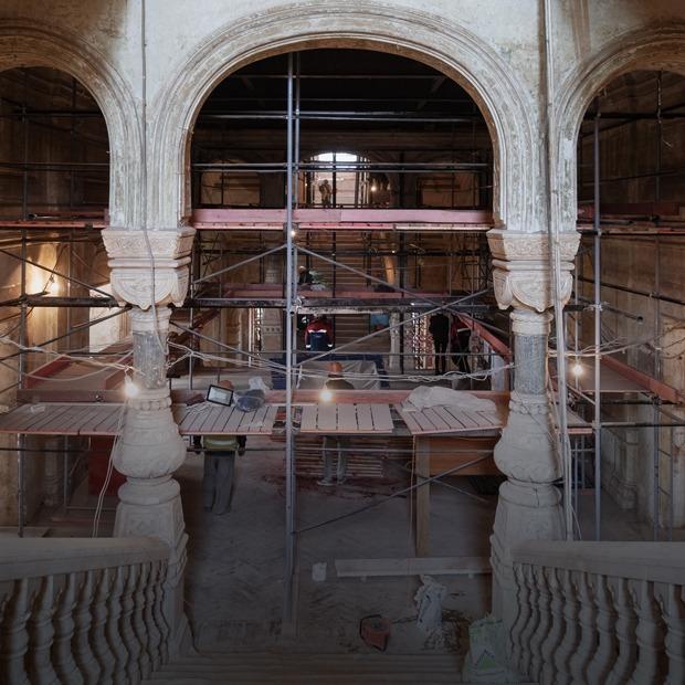Как реставрируют Политехнический музей — Как это работает на The Village