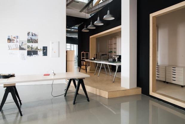 Как работает архитектурное бюро Wowhaus  — Офис на The Village