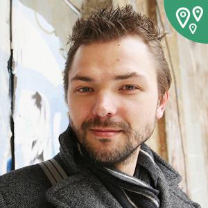 Уличный художник Павел Шугуров: «Быть чиновником — это прикольно» — Новая география на The Village