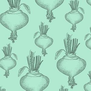 Сезон молодых овощей: Репа — Кухня на The Village