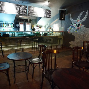 Новое место: бар Mishka (Петербург) — Санкт-Петербург на The Village