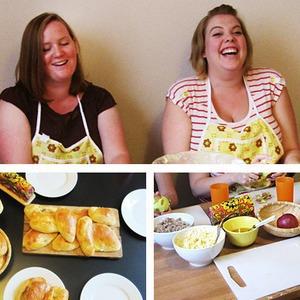 Время есть: репортаж с кулинарного мастер–класса Samovar Cuisine Club — Кухня на The Village