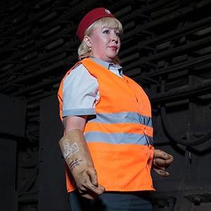 Конкурс на лучшего дежурного по станции в московском метро — Фоторепортаж на The Village