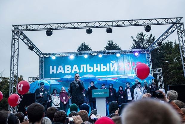 Приезд Навального, День тигра и старт Владивостокской биеннале — Выходные в городе на The Village