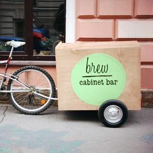 Личный опыт: Как превратить велосипед в кофейню на колёсах