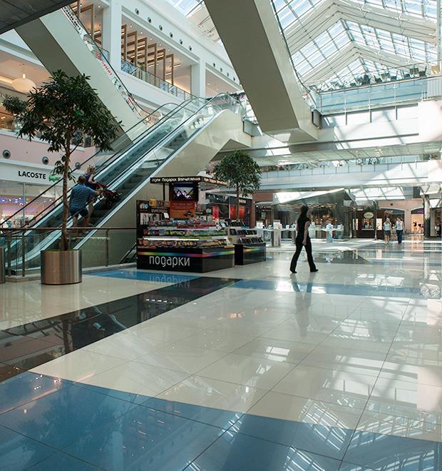 Торговые центры Москвы: «Метрополис» — Магазины на The Village