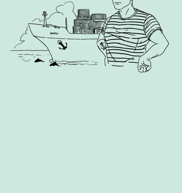 Как всё устроено: Работа моряка — Как всё устроено на The Village