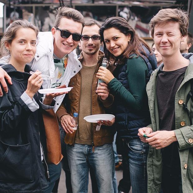 Ресторанный день, концерт Антона Восьмого и кинофестиваль в «Рекорде» — Выходные в городе на The Village