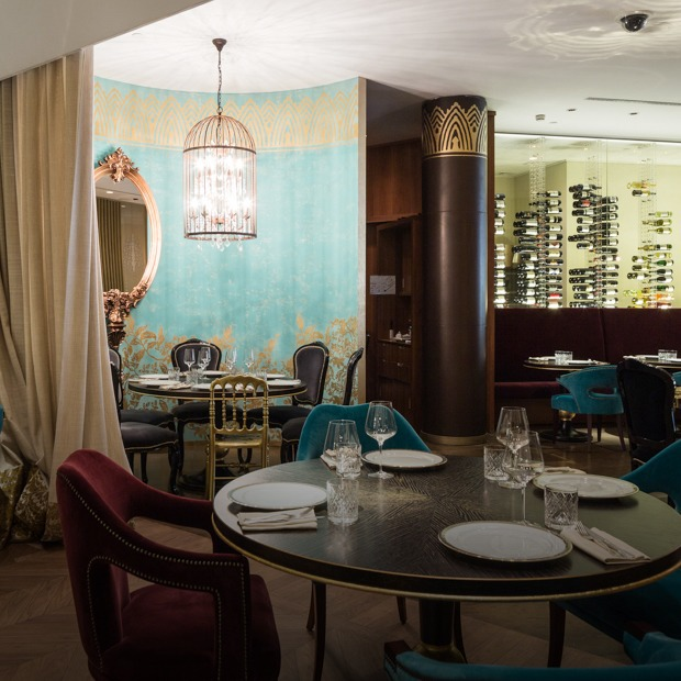 Ресторан «КоКоКо» в отеле W (Петербург) — Место на The Village