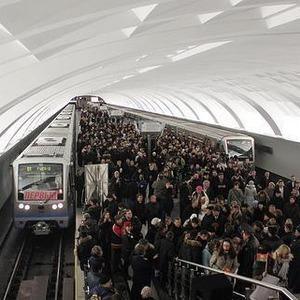 Об уровне загруженности в метро будут сообщать специальные табло и интернет — Ситуация на The Village