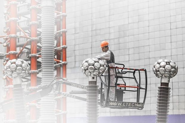 Производственный процесс: Как делают трансформаторы