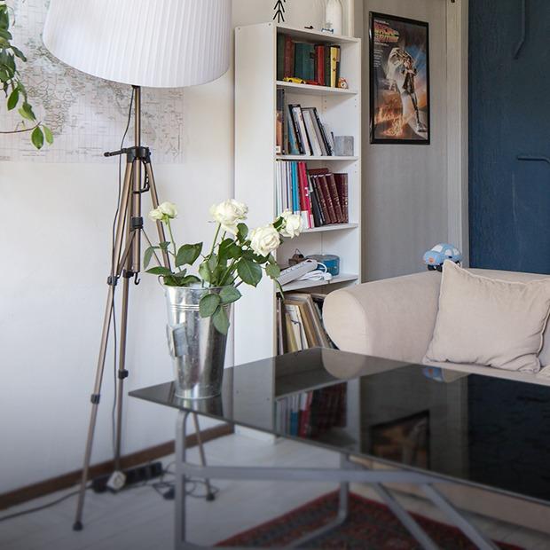 Квартира на пересечении Мойки и Гороховой без кухни — Квартира недели на The Village