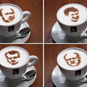 В «Кофеине» выбирают президента — Рестораны на The Village