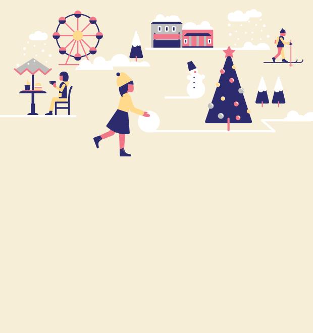 Каникулы в городе: 2—8 января — Эфир на The Village