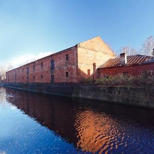 Городской творческий кластер: Кронштадтское адмиралтейство — Общественные пространства на The Village