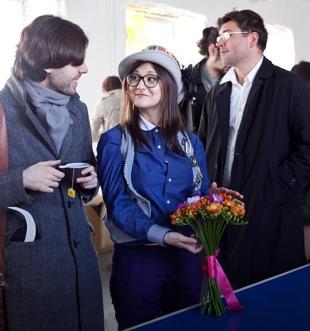 Люди в городе: Участники тестового ресторанного дня в Петербурге