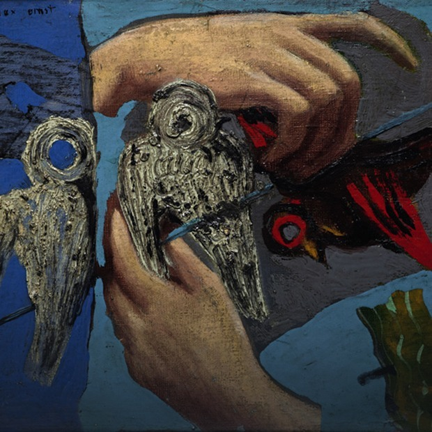 Гид The Village. «Руки на птицах»: Что нужно знать о выставке Макса Эрнста в Эрмитаже